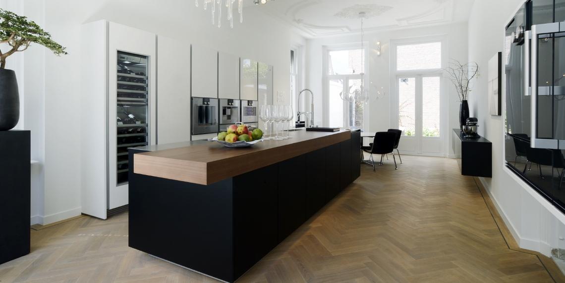 Luxe Design Keuken : Keuken verbouwen in eindhoven aannemer eindhoven