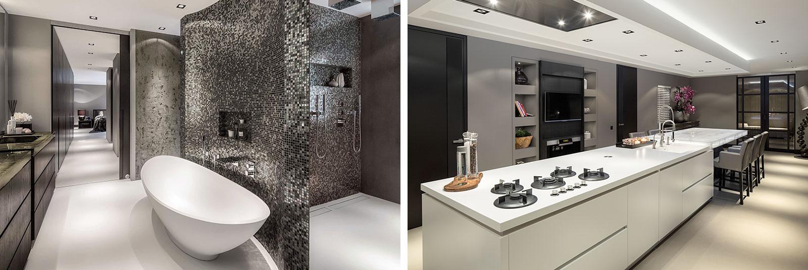 keuken en badkamer | digtotaal, Badkamer